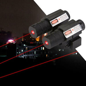 Tactical-Mini-Red-Dot-Laservisier-Mit-Compact-Picatinny-12mm-20mm-Halterung-U-M