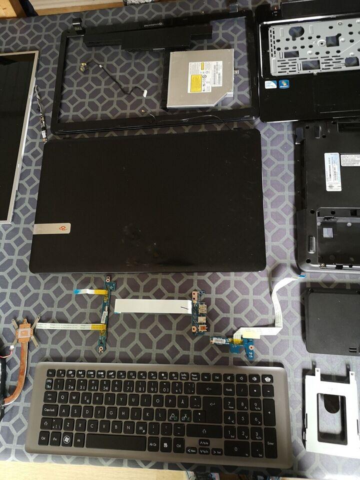Packard Bell Easynote LV11HC, 2 GHz, 0 GB ram