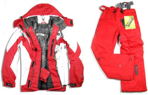 Winter Sports Waterproof Jacket Coat Snowboard Ski Suits Pants Snowsuits Women N