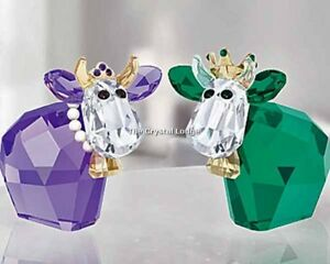 SWAROVSKI-LOVLOT-2017-LE-KING-AND-QUEEN-MO-5270746-MINT-BOXED-RETIRED-RARE