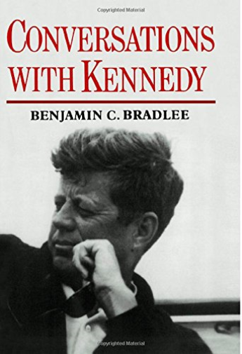 `Bradlee, Benjamin C.`-Conversations With Kennedy (US IMPORT) BOOK NEU
