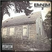 EMINEM - THE MARSHALL MATHERS LP 2 - NEW / SEALED CD - UK STOCK