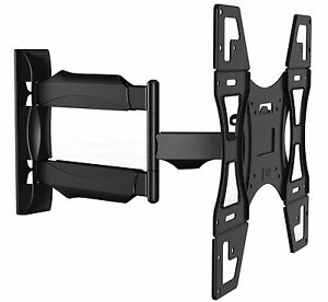 Image Is Loading Invision Tv Wall Mount Bracket Tilt Swivel 32
