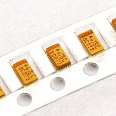 4.7uF 475K ±10/% X7R SMD capacitor MLCC 0402 1.0mm×0.5mm NEW 1005