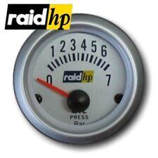 Zusatzinstrument Silver Line Raid HP 660219 /Ã?ldruckanzeige
