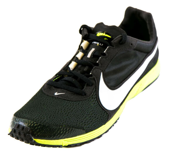e3a802e0ba2 Nike Zoom Streak LT 2 Men s Running Shoes Size 13 Black White Volt 599532-001  for sale online