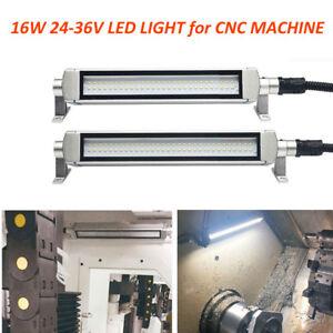 L580mm Milling Lathe Led Light 16w Cnc Machine Work Lighting