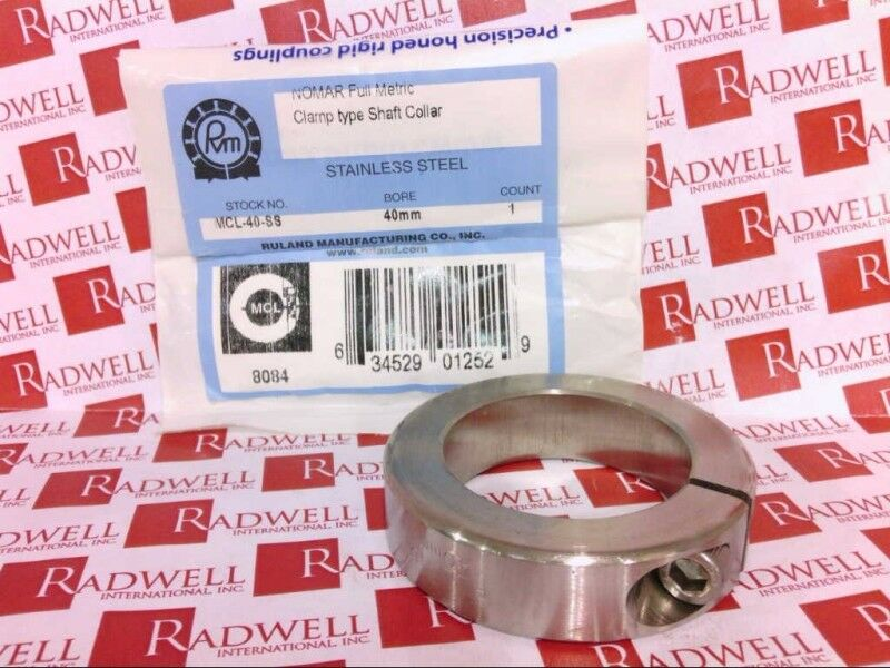 RULAND MCL-40-SS   MCL40SS (NEW IN BOX)