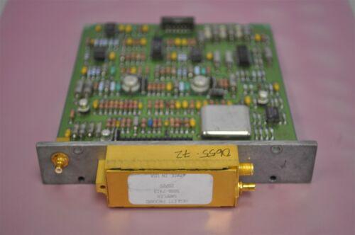 HP 5086-7413 Sampler Module with Sampler Board 08753-60087