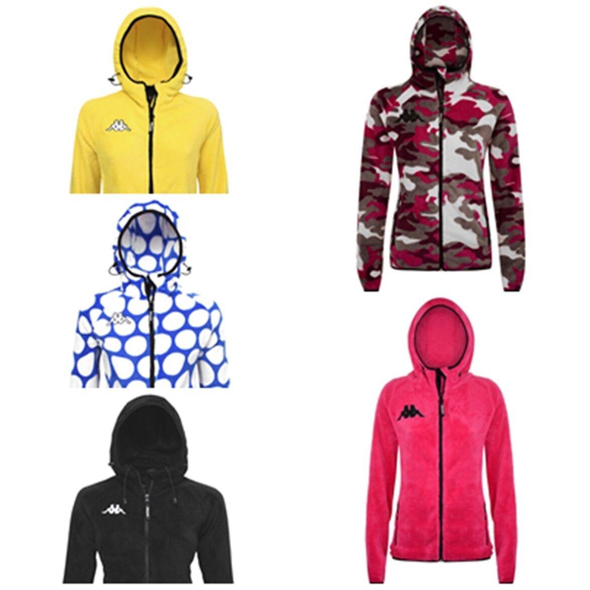 2018-2020 Kappa 6cento 632b Fleece Sherpa Slim Fit Women's Ski Snow Ski 302t8a0