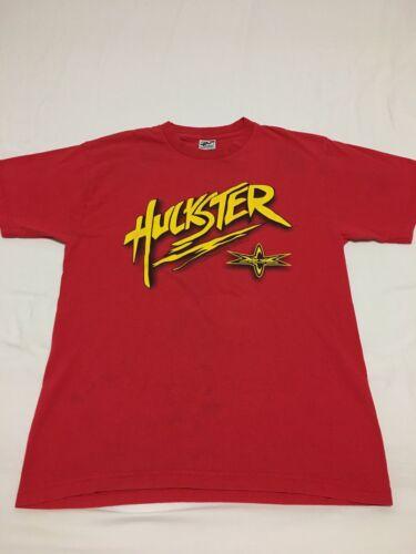 Rare OG Vtg 90s WCW Hulk Hogan Hulkster T Shirt La