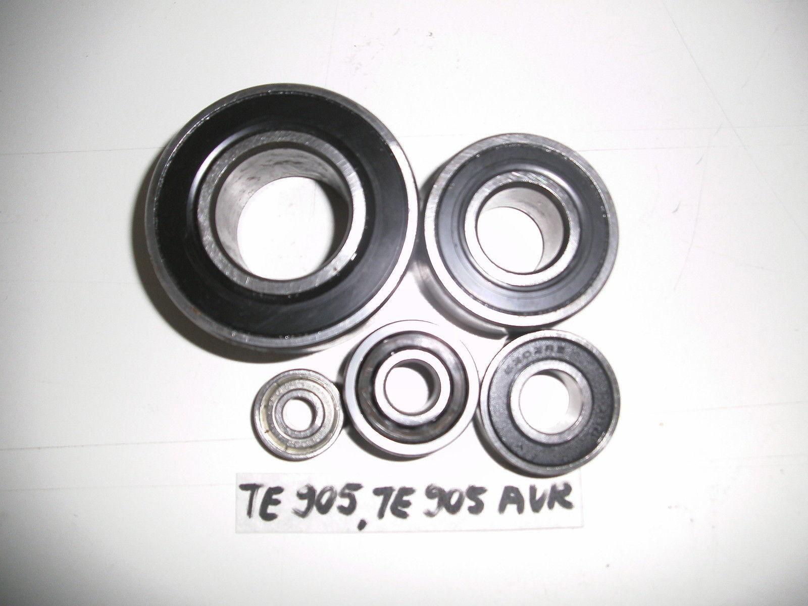 Hilti TE 905, TE 905 AVR Kugellagersatz für Rotor und Getriebe