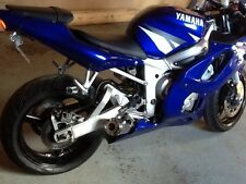 Yamaha R6 Exhaust Pipe XB 99-02 YZF 1999 2000 2001 2002 XB slip on muffler