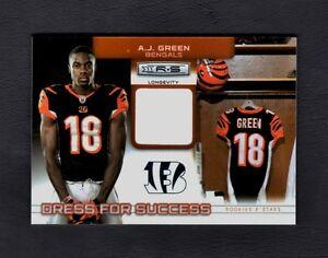 A-J-Green-2011-Rookie-amp-Stars-Dress-For-Success-Jersey-d-122-249