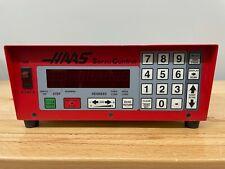 Haas Programmable Servo Control Box 17 Pin For Brush Type Rotaries Sn 970709