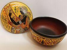 Greek God Apollo Rare Hellenic Ancient Art Pottery Jewelry Case
