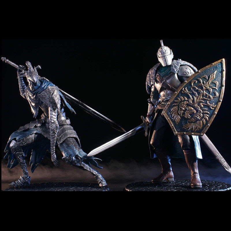 Dark Souls Faraam Knight / Artorias The Abysswalker PVC Figure Collectible New