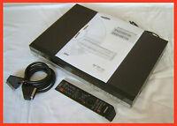 SAMSUNG DVD-HR734  DVD/HDD-RECORDER   *160 GB = 275 STUNDEN*  FIREWIRE+DOLBY 5.1