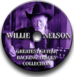 WILLIE-NELSON-STYLE-COUNTRY-GUITAR-BACKING-JAM-TRACKS-AUDIO-CD-COLLECTION