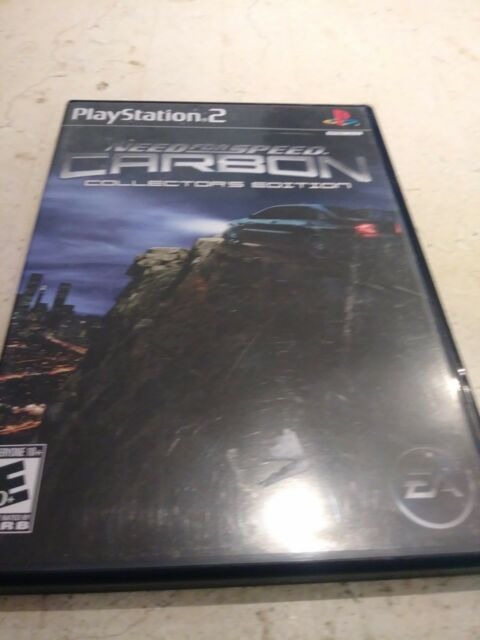 Need for Speed Carbon Collectors Edition PS2 Complete