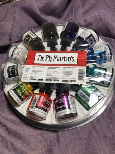 Dr.Ph.Martin Iridescent India Ink 12 Ct Sealed