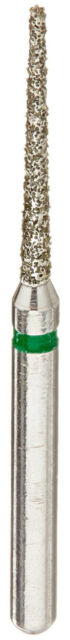 SUPÉR Multi-Use Diamond Burs ROUND END TAPER 850/010C Coarse Grit (20 Burs)