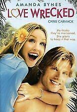 LOVE-WRECKED-DVD-REGION-4-AMANDA-BYNES-vgc-t83