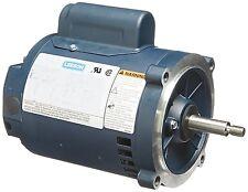 Leeson Electric Motor 113641.00 2 HP 3450 Rpm 1PH 115/208-230 Volt 56J Frame