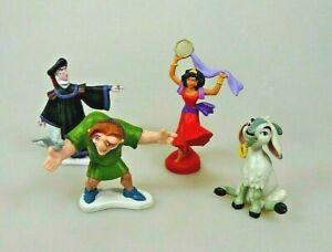 Der-Gloeckner-von-Notre-Dame-4-Figuren-Disney-Sammelfiguren-Set