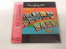 BRUCE SPRINGSTEEN GREETINGS FROM ASBURY PARK NJ - JAPAN CD (MINI LP) 2005 JAPAN