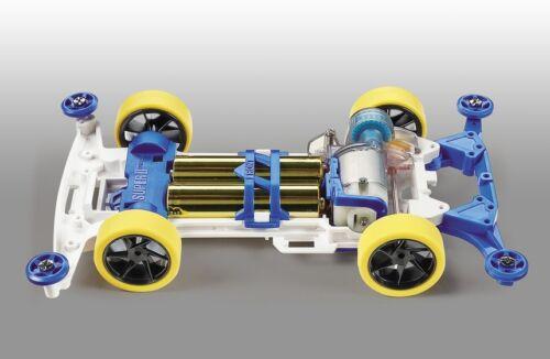Tamiya 95432 1//32 Mini 4WD Kit Super II Chassis JR Fighter Magnum VFX Premium
