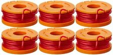 WORX WA0010 Replacement Spool Line For Grass Trimmer/Edger,10ft 6-Pack