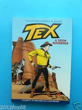 comics tex 1 collezione storica a colori il totem misterioso fumetti repubblica