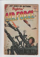 Fighting Air Force comic #4 (#2)  G+ 1956 Charlton