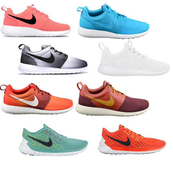 Nike Roshe One Premium Print BR Run Free 5.0 4.0 Sneaker Laufschuh Neu Schuhe
