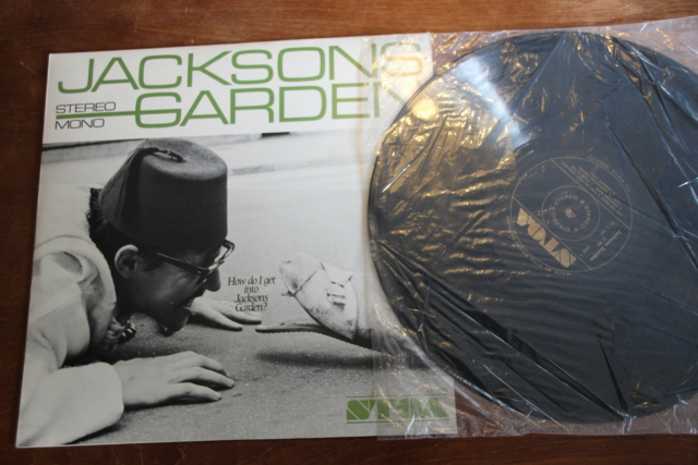 LP, Jacksons Garden, How do I get into Jacksons Garden?,…
