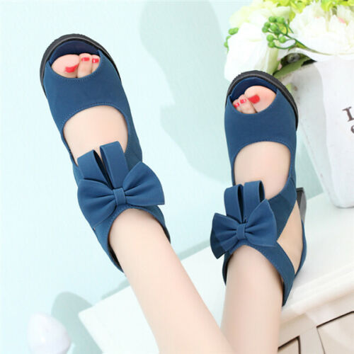 Womens Gauze Hollow Out Peep Toe Sandals Bowknot Ankle Boots High Heel Zip Shoes
