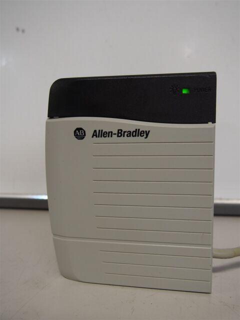 Allen Bradley 1756-PA75 Ser. B Rev. A01 Power Supply Module