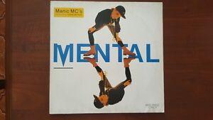 "Manic MC's – Mental 12"" Germany PT 43038 - Italia - Manic MC's – Mental 12"" Germany PT 43038 - Italia"
