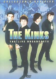 The Kinks - Live Broadcas von Soulfood Music Distributi   DVD   Zustand sehr gut