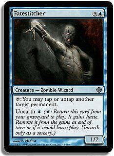 Fatestitcher Shards of Alara NM Blue Uncommon MAGIC GATHERING CARD ABUGames