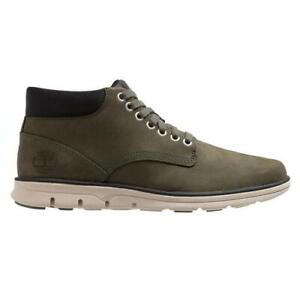 Details about Timberland Mens Bradstreet Chukka A21D8 Mens Green Chukka Desert Boots Size 7 11