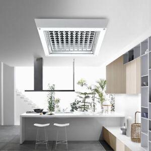 Details zu NTS LED Deckenleuchte Badleuchte Deckenlicht-leuchte Küche  Beleuchtung CM0081