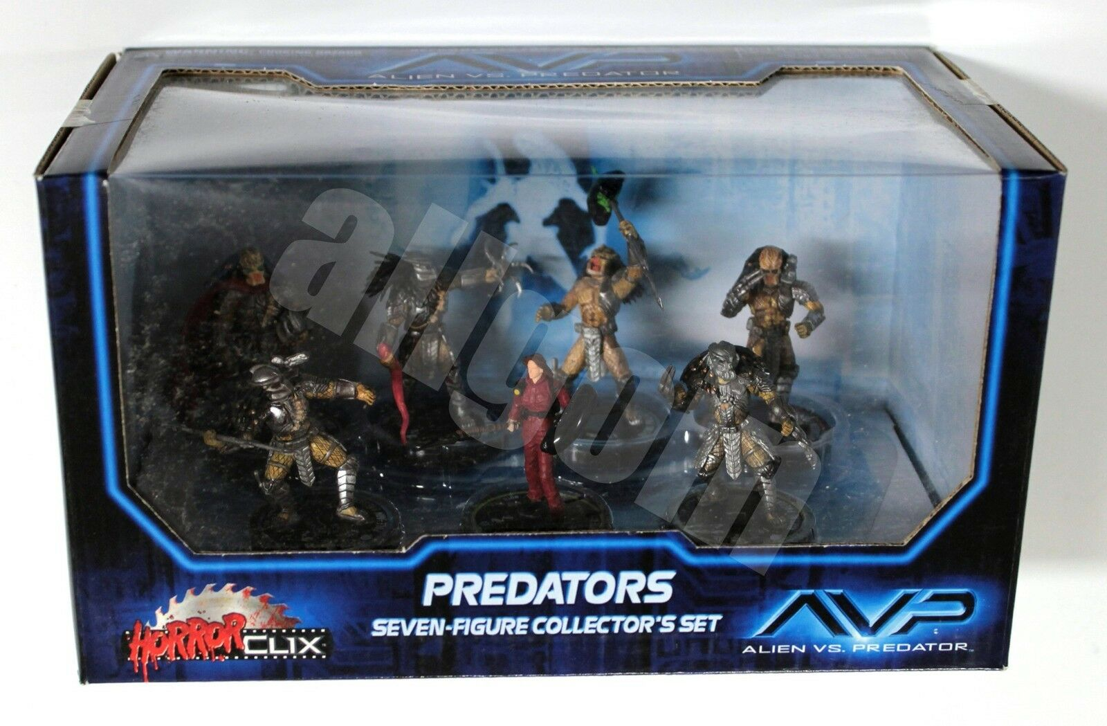 HeroClix HorrorClix ProtATORS COLLECTOR'S SET AVP ALIEN VS ProtATOR Wizkids Wizkids Wizkids NEW ffe0a0