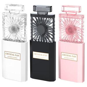 Folding-Mini-Pocket-Perfume-Fan-Outdoor-Camping-Silent-Electric-Cooling-Fan