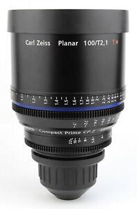 Carl-Zeiss-CP-2-T-100-100mm-T2-1-CF-Lens-w-ARRI-Arriflex-PL-Mount-Alexa-F5