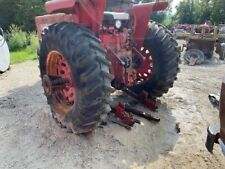 2 184 X 34 Tractor Firestone Tires 75 Tread Ih 706 806 Rims 1 Is Really Bad