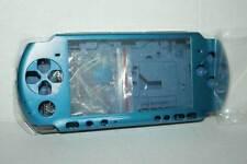 COVER FRAME COMPLETE AZZURRO PSP 3000 USATO OTTIMO STATO GD1 44579