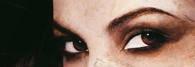 Massimo Scottili  Sguardo di Giorgia Keilrahmen-Bild Leinwand Frau Augen