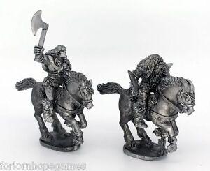 Barbarians-Cavalry-Warhammer-Fantasy-Armies-28mm-Unpainted-Wargames
